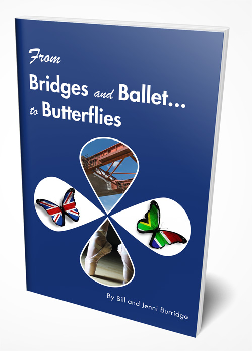 From Bridges and Ballet to Butterflies cover page