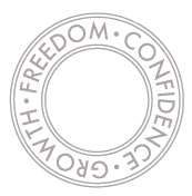 Freedom - Confidence - Growth