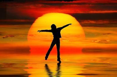 Dance like nobody's watching ...